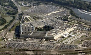 Syria says US suspected of attacking air base but Pentagon denies it.