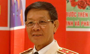 'I was wrong': Vietnam's police chief arrested in massive gambling case