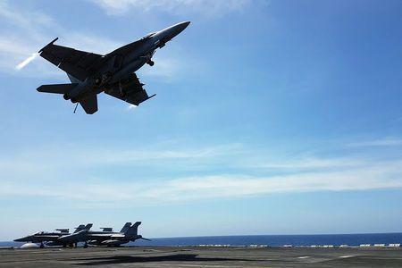 After China's massive drill, US patrols disputed South China Sea