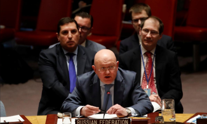 US, Russia clash at UN over chemical weapons attacks in Syria