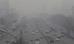 Northern China ozone pollution getting worse: study