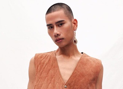 Vietnamese model first to represent country at top fashion show in New York