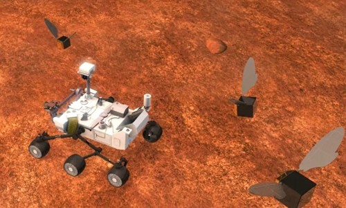 NASA developing robot bees for Mars exploration