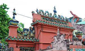 Trinity of spiritual sites to pique your curiosity on a tour of Saigon