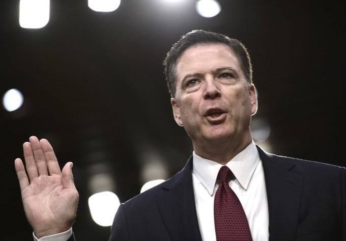 Trump ran White House like a 'mob boss': ex-FBI chief Comey
