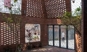 Breezing through an eco-friendly 'birdhouse' in Hanoi
