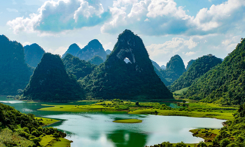 Bathe yourself in the glory of Vietnam's new global geopark