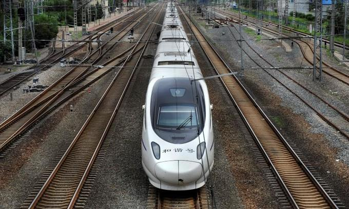 Panama studies building train to Costa Rica with China