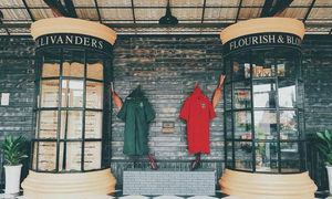 Spell cast over Vietnam's city of love at this Harry Potter coffee house