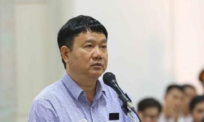 Fallen PetroVietnam chief appeals jail sentence in million-dollar graft case