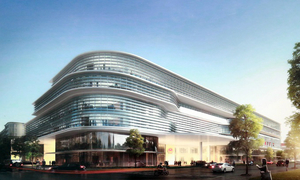 HCMC presents artist impressions of new futuristic headquarters