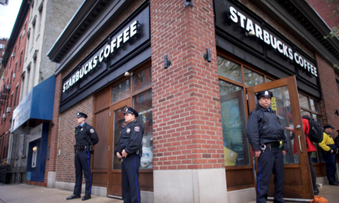 Starbucks to close 8,000 US stores for one afternoon for racial-bias training