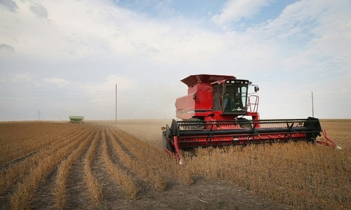 US businesses, farmers worried by China trade spat: Fed