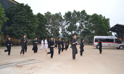 Vietnamese doctors receive martial arts training in wake of attacks