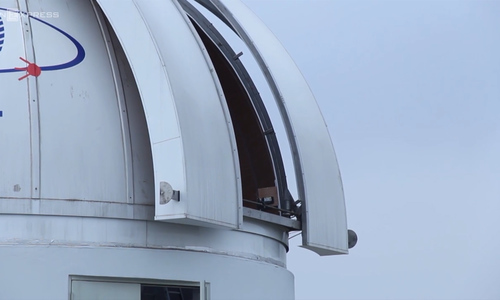 Reaching to the stars: Hanoi pilots running Vietnam's second astronomical observatory