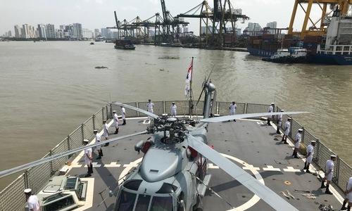China challenged Australian warships en route to Vietnam: Australian media