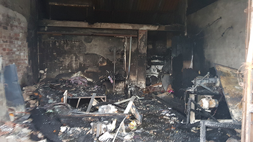 Three family members found dead in house fire in northern Vietnam