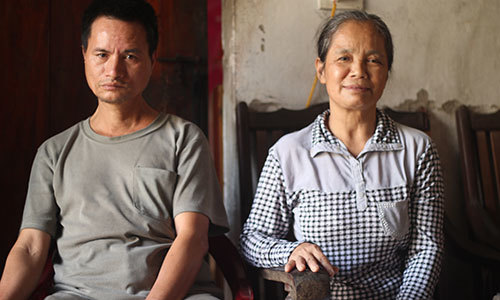 Vietnamese mother torn between two sons 20 years after being sold to China