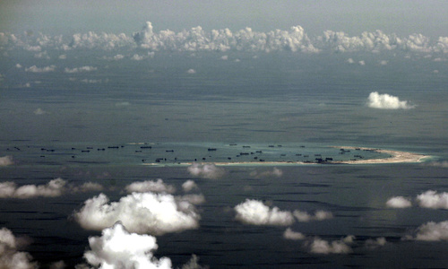 Vietnam demands that China remove its military jamming equipment from Spratly Islands