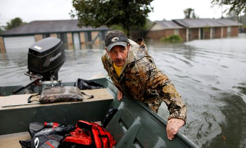 'The water's not going anywhere' - Louisiana confronts climate threats