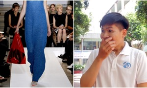 Quick questions: Young Vietnamese on the global plastic bag fashion trend