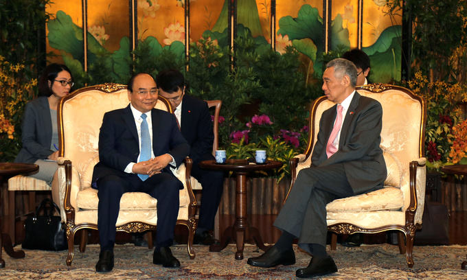 Vietnam and Singapore look to more mutual investment opportunities: forum