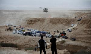 Nine teenagers dead, one missing in southern Israel flash flood
