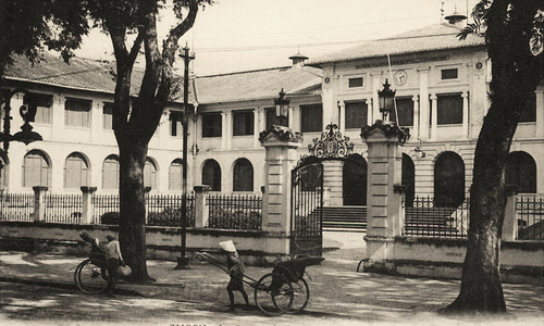 City admin center scheme threatens Saigon's vanishing heritage