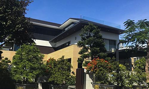 Da Nang demands police chief explain villa over corruption suspicion