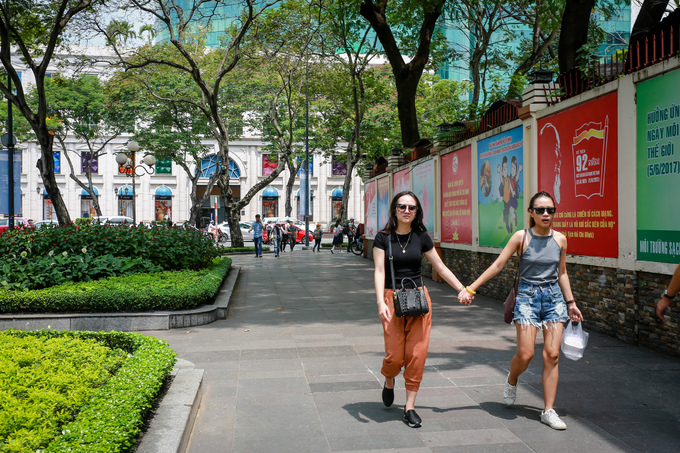 Saigon to close downtown streets this weekend for Reunification celebrations
