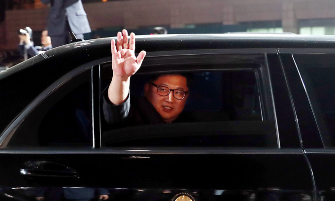N Korea's Kim promises transparency in nuclear site shutdown as Trump presses for full denuclearization