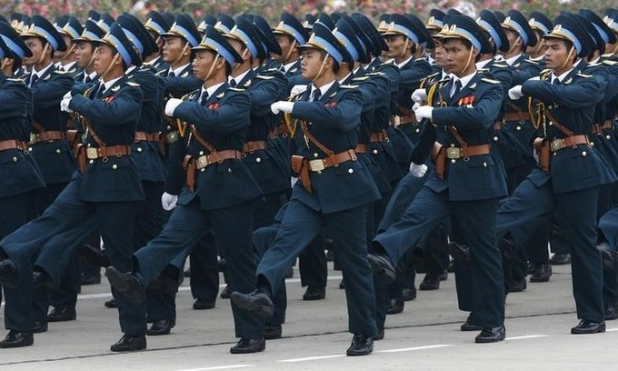 Vietnam continues corruption fight with charges pressed against top military officers
