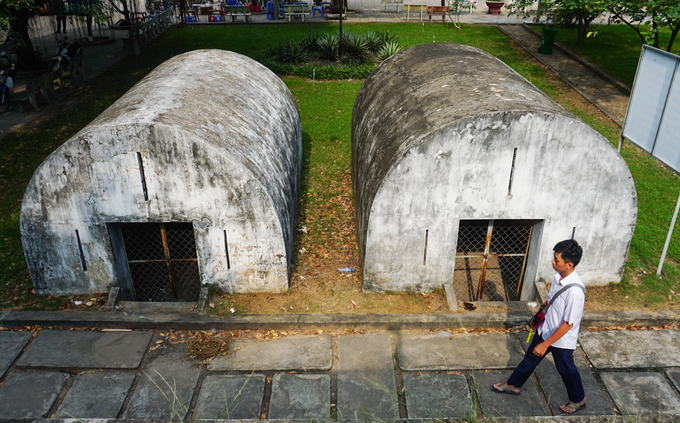 Blast from the past: American blockhouses a reminder of war - 8