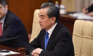 Chinese government's top diplomat Wang Yi to visit North Korea this week