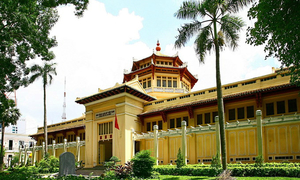 Photos showcase HCMC's finest buildings and constructions