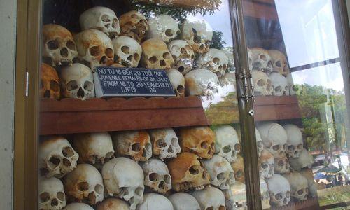 Vietnam remembers over 3,000 killed in Cambodia's Pol Pot war
