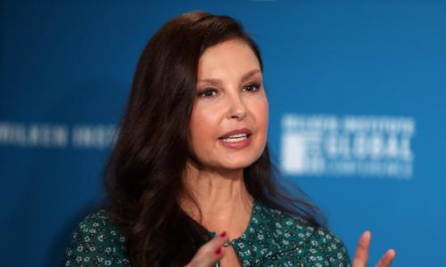 American actress Ashley Judd sues Harvey Weinstein for defamation, sexual harassment