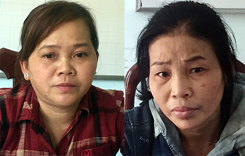 Vietnam police rescue 6 trafficked Cambodian women en route to China