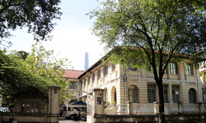Saigon's historic architecture 'could be demolished' for admin center expansion: official