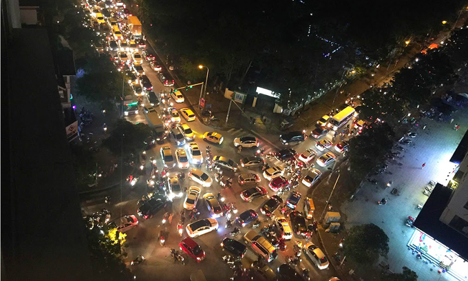 Road crashes kill 79 in Vietnam during four-day holiday