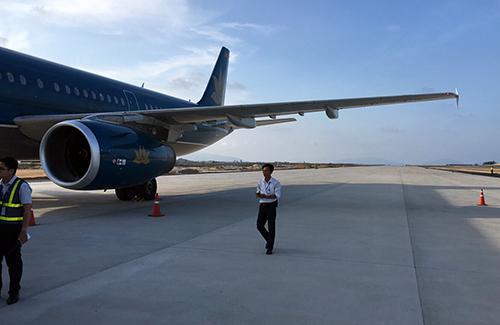 Vietnam Airlines pilots found responsible for plane landing