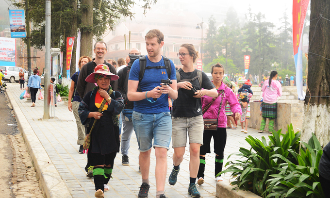 Vietnam's resort towns cash in over long holiday weekend