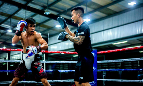 From childhood anger to series of knockouts: Vietnamese boxer's journey to Asian crown