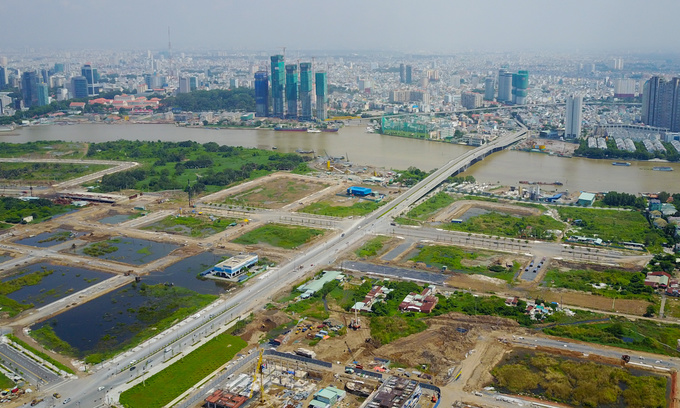 HCMC lost key map for planning of new urban area: officials