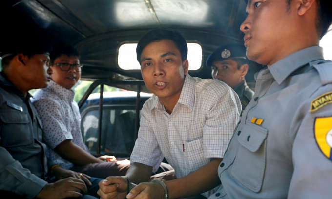 Myanmar journalists say government failing to protect press freedom: survey