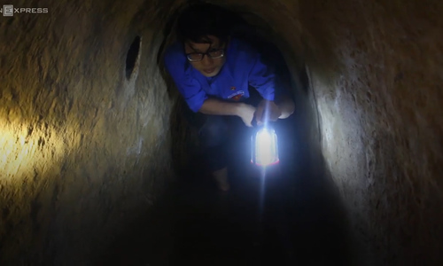 While Cu Chi gets all the attention, a secret underground base lies in the heart of Saigon