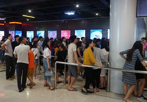 Vietnamese films hold no candle to foreign blockbusters despite home advantage