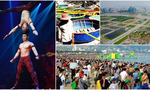 Weekly roundup: Vietnam's circus stars, resort invasion, missing urban planning map and more