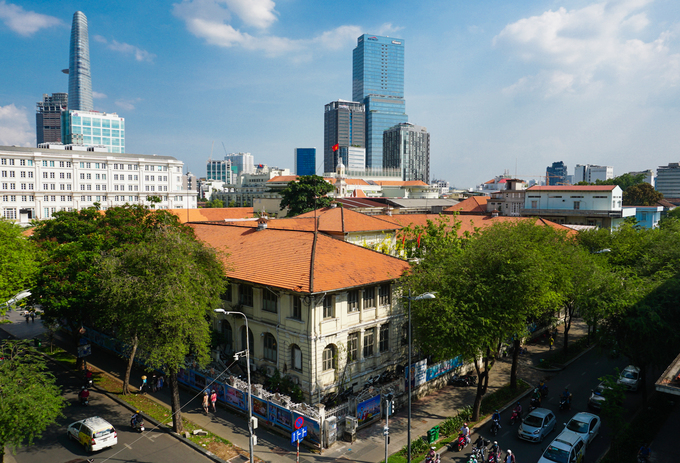 The architectural gem was built by the French in the 1860s, upgraded in 1890, and experienced the ups and downs of Saigons transformation and development.