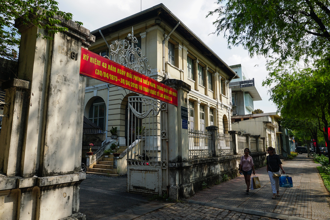 It was used for the management and operations of all  civil and judicial activities during colonial times that old-timers  called it Thuong Tho Palace.